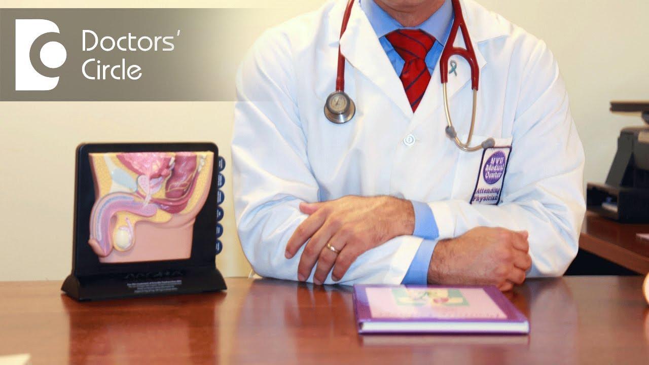 Recepció a prosztatitis orvosával)