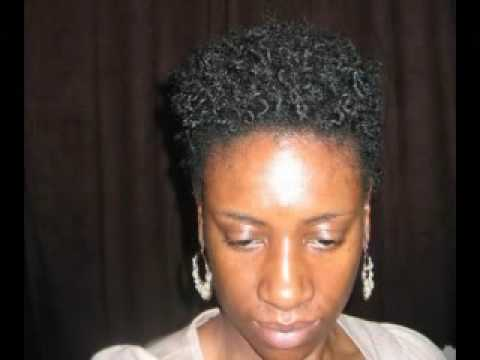 natural hairstyles type 4 black
