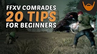 20 Tips for Newcomers to Final Fantasy XV: Comrades (PS4, Xbox One)
