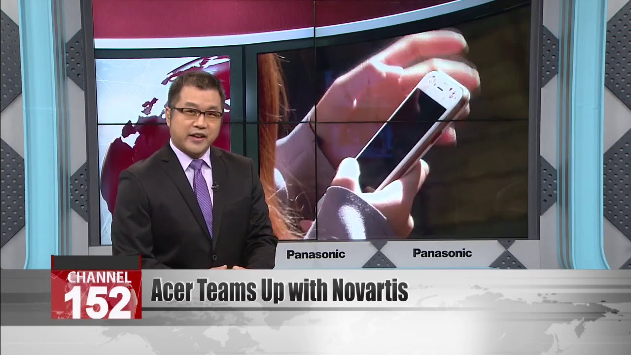 Acer and Novartis sign MOU to develop smart healthcare