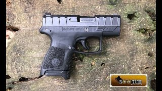 New Beretta APX Carry Single Stack : First Look