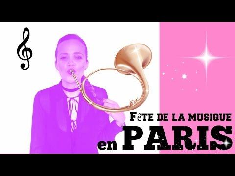 Buscando la Fiesta de la Musica en PARIS / Una Mexicana en Paris VLOG