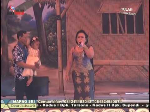 DIANTUP KEMARANG - ANEKA TUNGGAL 2017 LIVE JATISAWIT