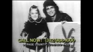 """Easter Seal Telethon 1992, """"You've Got To Have Friends"""" montage celebrities w/ Easter Seal kids"""