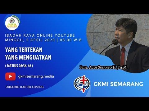 Ibadah Raya GKMI Semarang ( 5 April 2020)