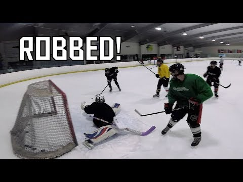 I Got Robbed by a High School Goalie - Coach Bender ep 4