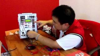 AG POWER MALAYSIA - RELAY TEST SET VERSION 2.1