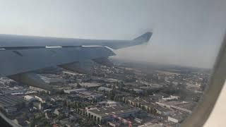 Corsair Abidjan To Paris Flight SS985 A330-300 - Landing
