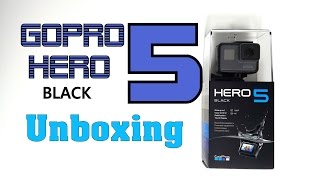 GoPro Hero 5 Black. Розпакування