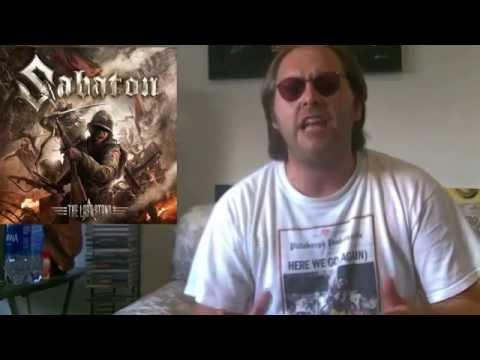 Sabaton - THE LAST STAND Album Review