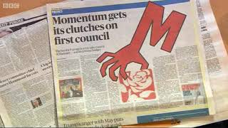 Sunday morning papers with Marr 21/1/18
