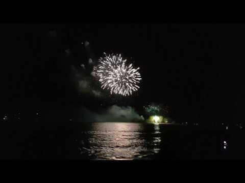 Victoria Day Fireworks - Toronto
