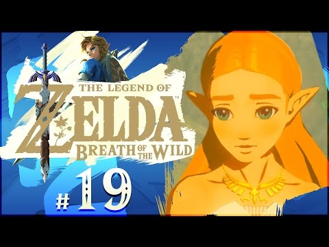 The Legend of Zelda: Breath of the Wild - Part 19 | Ta'loh Naeg Shrine + Lost Memory #11!