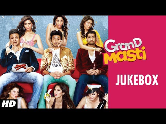 Grand Masti Full Songs Jukebox | Riteish Deshmukh, Vivek Oberoi, Aftab Shivdasani Travel Video