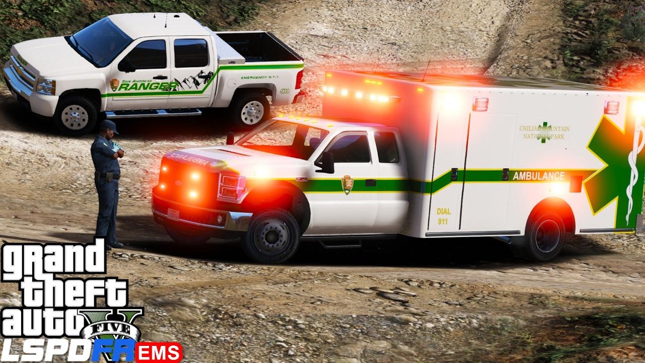 EMS Mod - GTA5-Mods.com