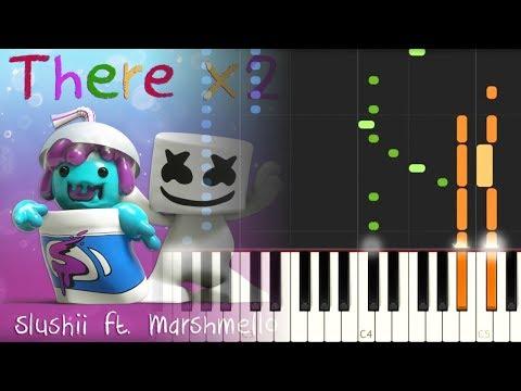[MIDI] Slushii ft Marshmello - There x2