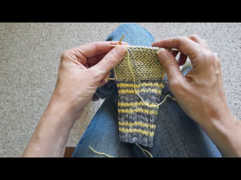Twined Knitting 2