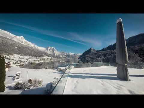 MONDI-HOLIDAY Seeblickhotel Grundlsee - Ein Wintertag In Zeitraffer