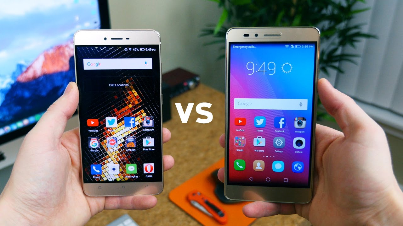 zte axon 7 vs huawei honor 8 question will