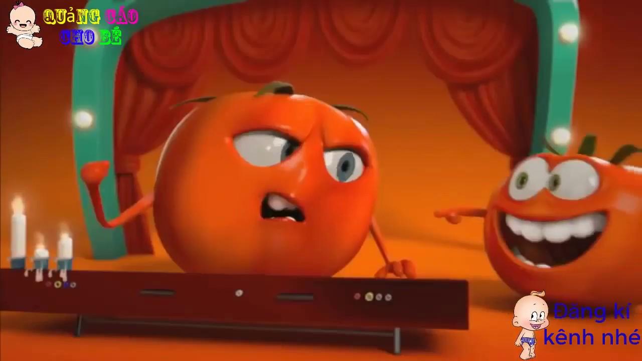 Quảng cáo cà chua vui nhộn giúp bé ăn ngon - (Tatlı Domates Reklamı Hepsi)