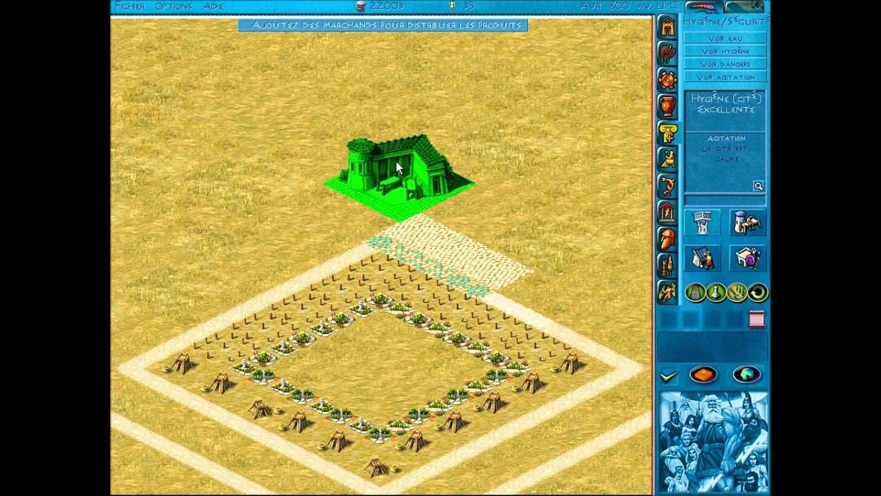 Quazarn - PC - Tuto de Zeus le Maître de l'Olympe 1er partie.