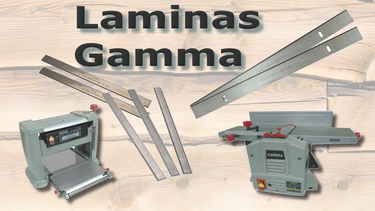 Laminas para plainas gamma youtube - Laminas para pared ...