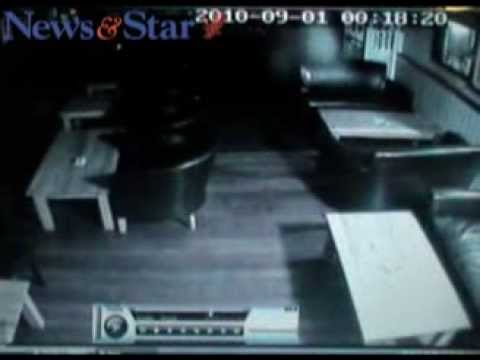 News & Star   News   Cumbrian travel agents CCTV 'ghost' footage revealed