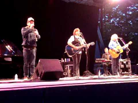 Indigo Girls, Kid Fears - Central Park Summer Stage, NYC 06/16/09