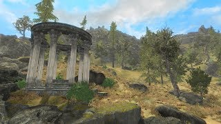 Skyblivion DEV Stream - Colovian Highlands Landscaping By ClefJ(liking the stream is appreciated)