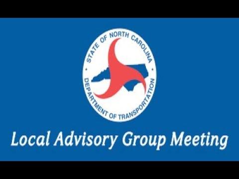 I-77 Local Advisory Group Meeting #6