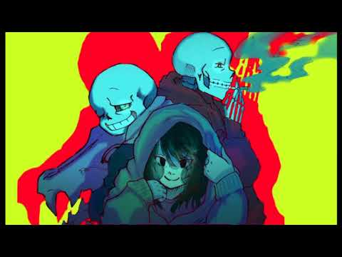 Bad Time Trio AU Phase 1 - TRIPLE THE THREAT extended