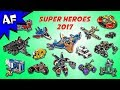 Every Lego DC & MARVEL Super Heroes 2017 Set - Complete Collection!