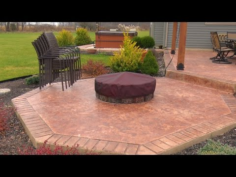 How to Make a Fire Pit Cover