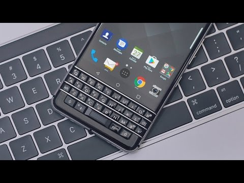 BlackBerry KEYone - My Experience!