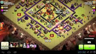 Clash of Clans - Balloon War 1