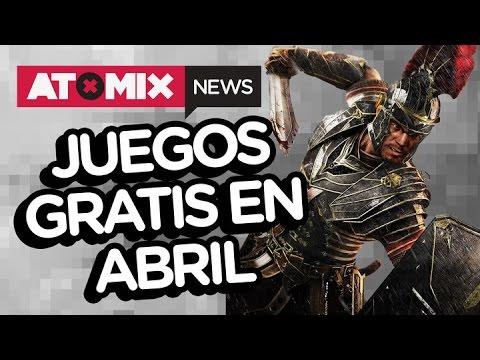 Juegos Gratis en Abril – #AtomixNews [23/03/17]