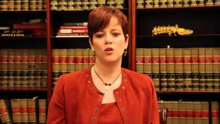 Baltimore Accident Attorney Theresa M  Regner   what is a trial like