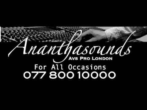 AE.Manoharan London LIVE Concert By Ananthasoundz