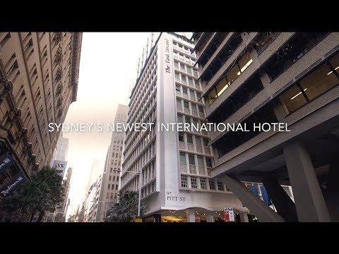 The Tank Stream - A St Giles Hotel In Sydney