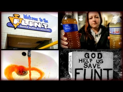 Flint, Michigan: Officials Poison Over 75,000 Residents By Lead in Water!