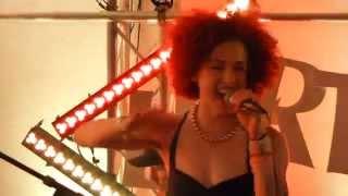 MarieMarie - Magnolia - live @Variété Liberté Maienzeit Carrée Munich 2014-05-23