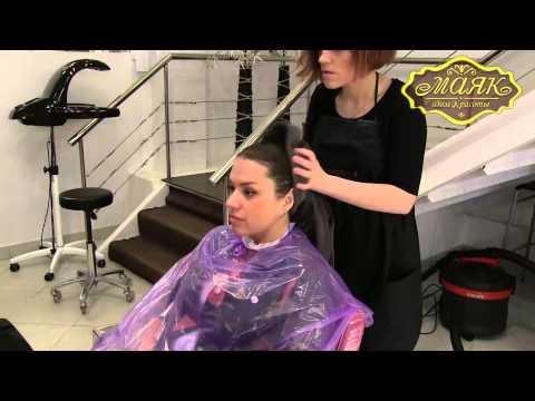 Ленточное наращивание волос в практике)))