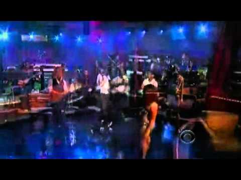 Download Ne-Yo - One In a Million ( David Letterman 17/11/10)