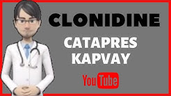 💊 what is clonidine?. Side effects, uses, doses and benefits of clonidine (Catapres). 💊