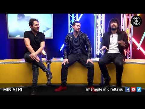 MINISTRI ⚠️ LIVE SU ROCK TV 🤘🏻📲