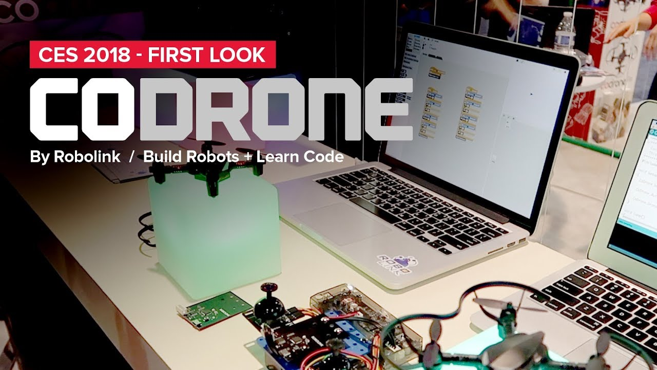 8 Terrific Educational Drones And Kits To Build And Code