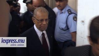 Navin Ramgoolam devant la justice pour complot et blanchiment d'argent