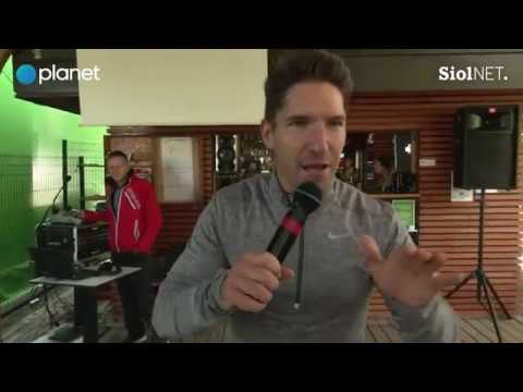 Karaoke v #BiggestLoserSLO: Jan Kovačič