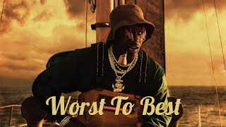 Worst to Best: 'Nuthin' 2 Prove' by Lil Yachty (Tracklist Ranked)
