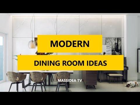 50+ Best Modern Dining Room Design Ideas In 2017